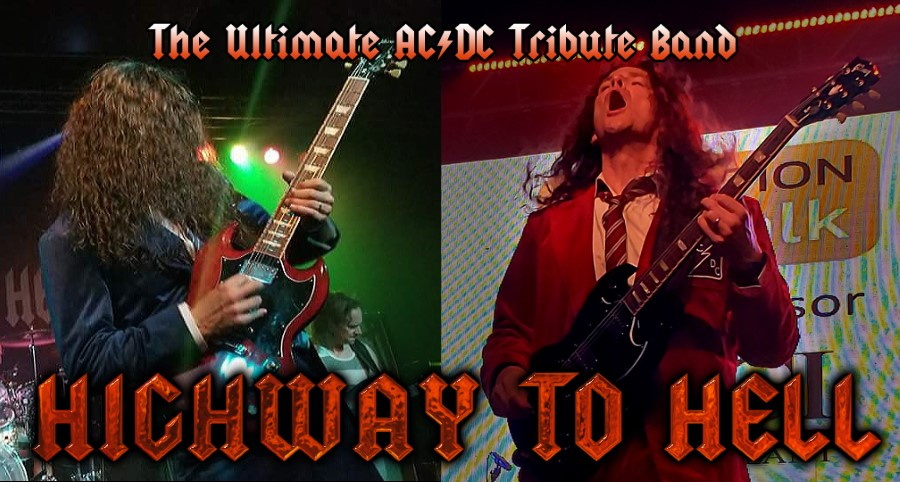 Highway To Hell AC/DC Tribute Concert – July 17 @ Gill Dawg | Port Richey | Florida | United States