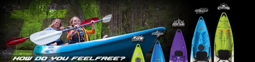 feel free moken nomad kayak (Small)