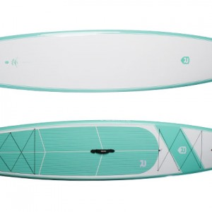 Riviera Paddlesurf Voyager 126 Classic Stand Up Paddleboard Mint Gill Dawg Port Richey Florida