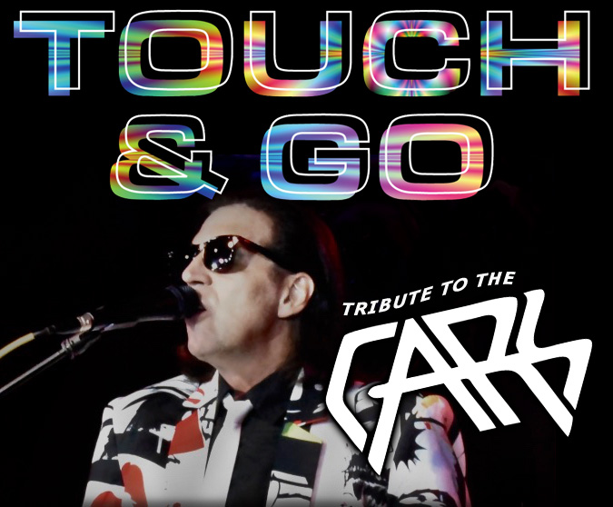 Touch & Go – The Cars Tribute Experience – March 14 @ Gill Dawg | Port Richey | Florida | United States